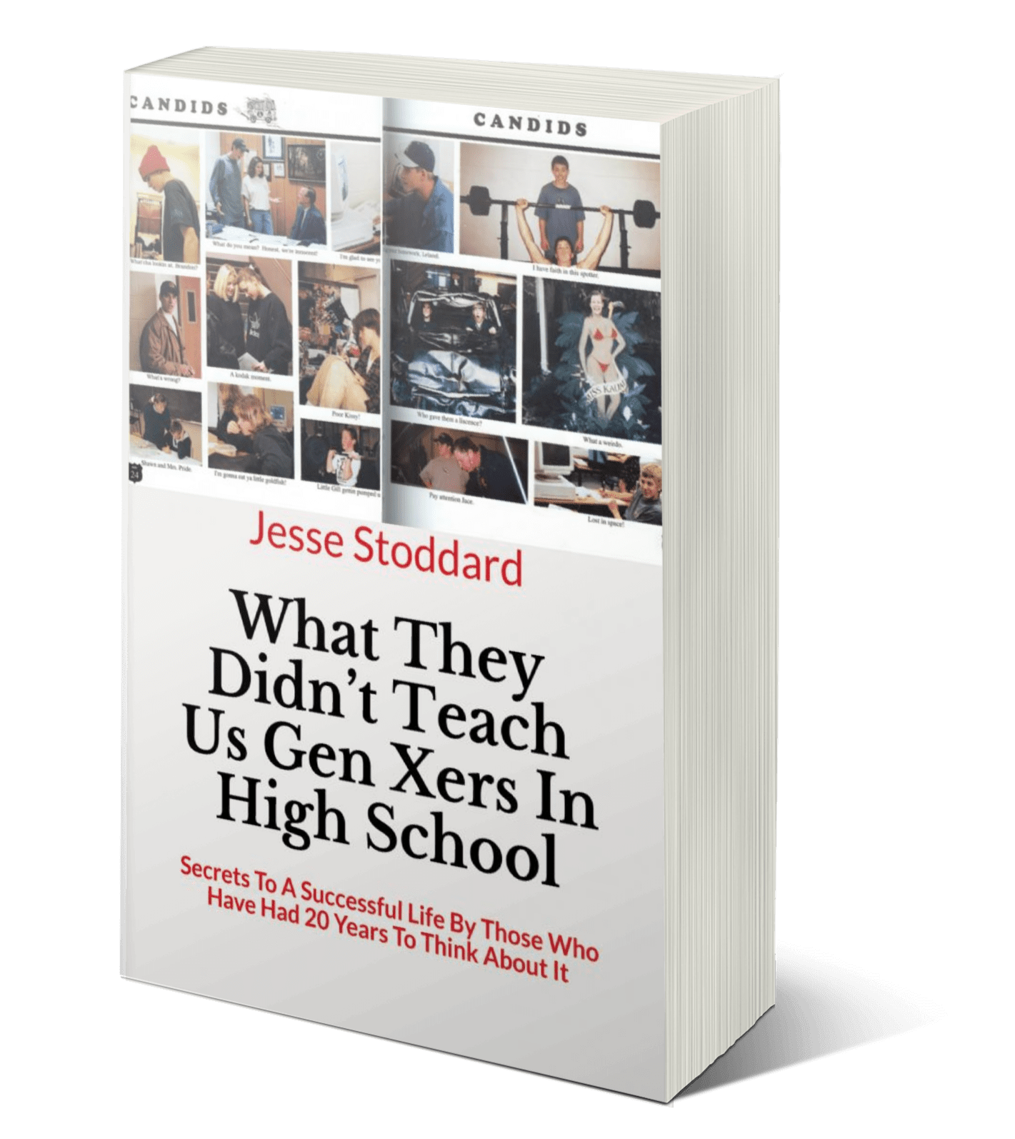 What They Didn't Teach Us Gen Xers In High School Paperback book